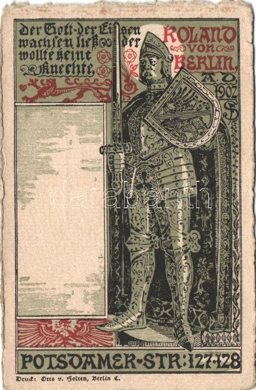 Roland von Berlin, Roland von Berlin