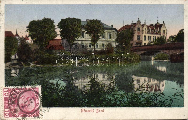 Nemecky Brod riverside