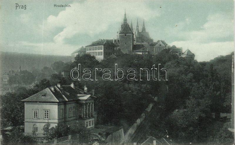 Praha, Prag; Hradcany / castle