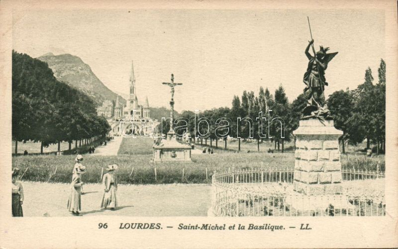 Lourdes St Michael and the Basilica