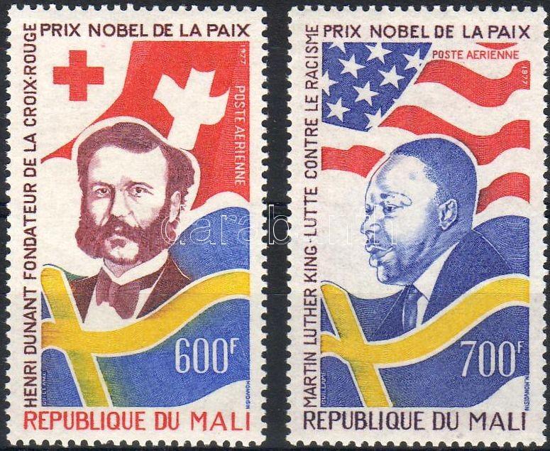 75th anniversary of Nobel prize set, 75 éves a Nobel-díj sor, 75 Jahre Nobelpreisverleihung Satz