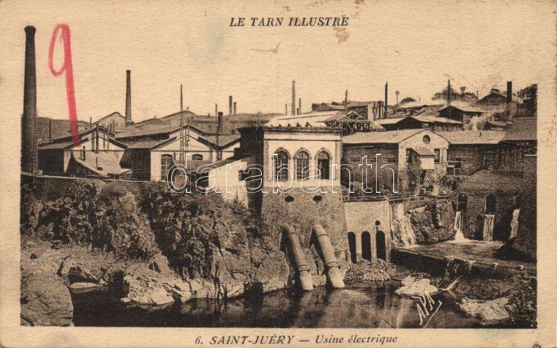 Saint-Juéry power station