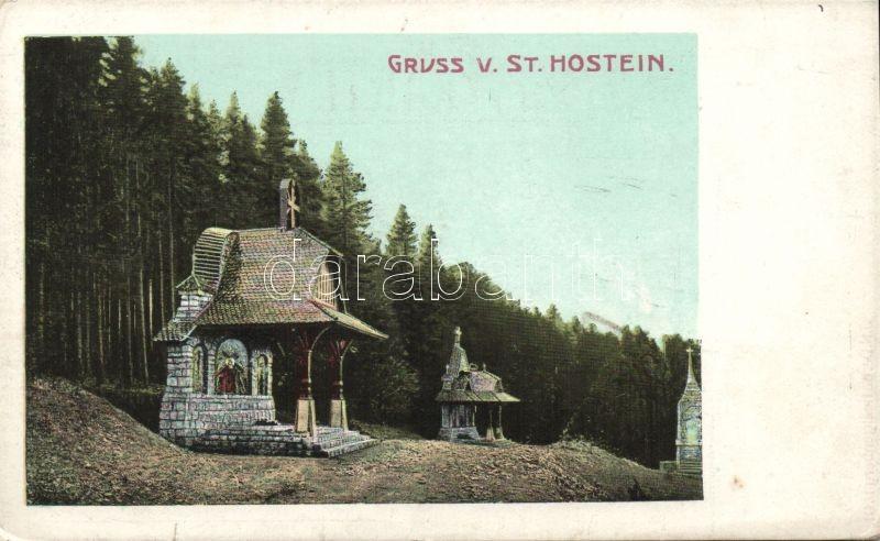 Svaty Hostyn, Sankt Hostein; Chapel