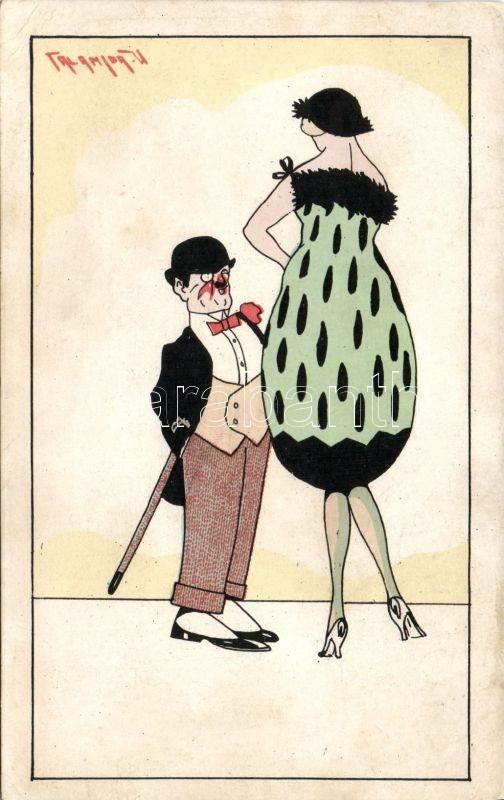 Humorous couple s: Talamida, Humoros pár s: Talamida