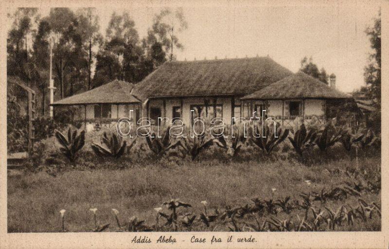 Addis Abeba cottage, Addis Abeba kunyhó