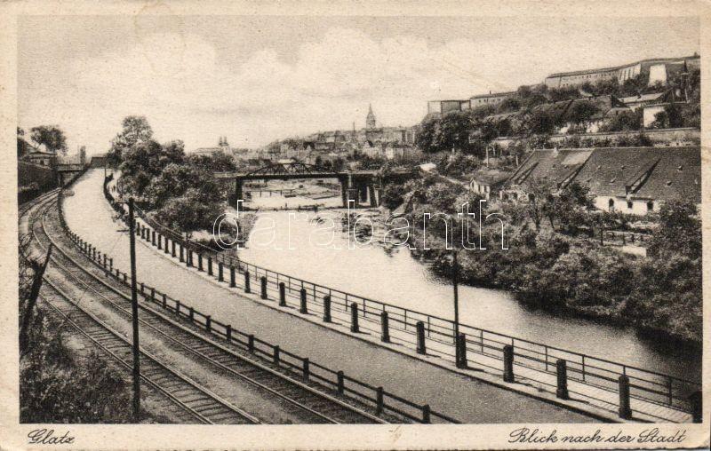 Klodzko, Glatz; railway, bridge