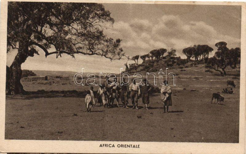 Ethiopian folklore, Etióp folklór