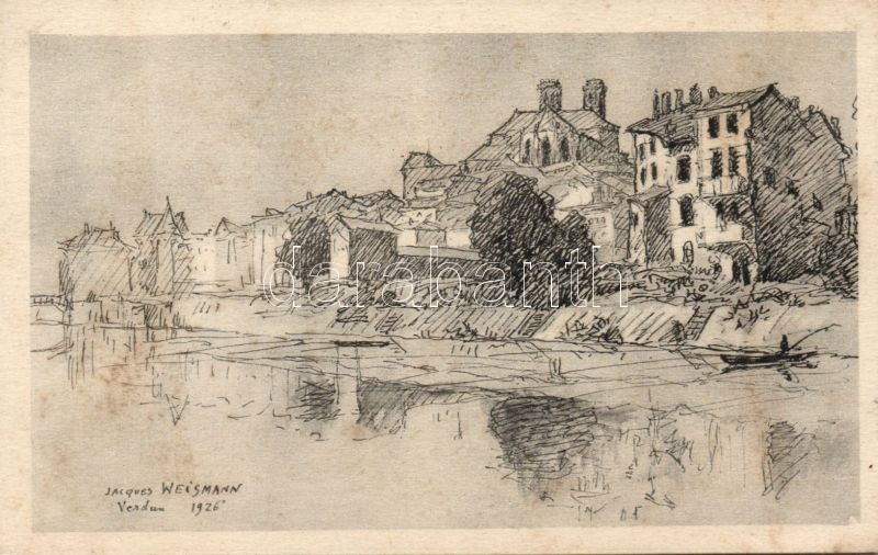 Verdun, the banks of the River Meuse s: Jaques Weismann