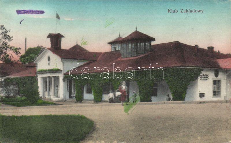 Truskavets, Truskawiec; Klub Zakladowy