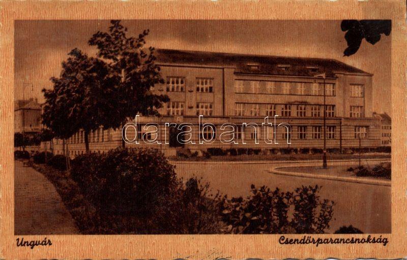Uzhhorod, Gendarmery building, Ungvár, csendőrlaktanya