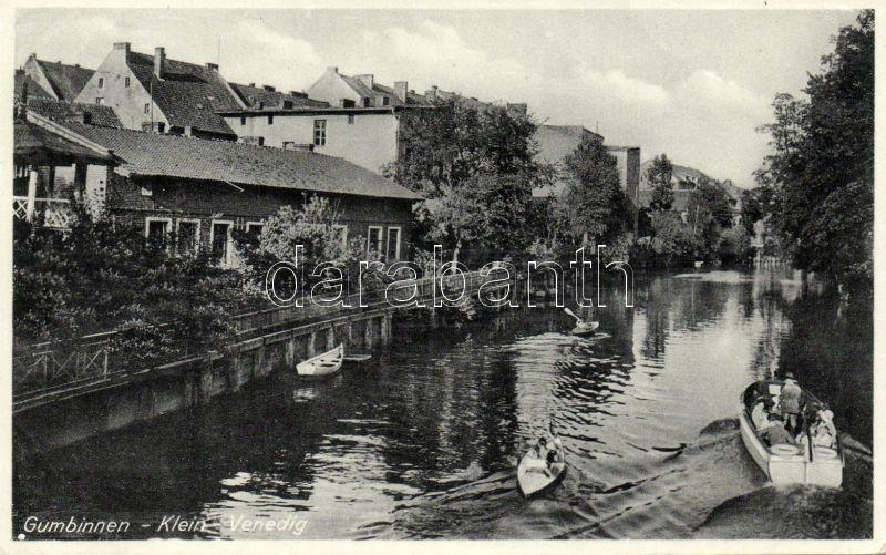 Gusev, Gumbinnen; Klein Venedig