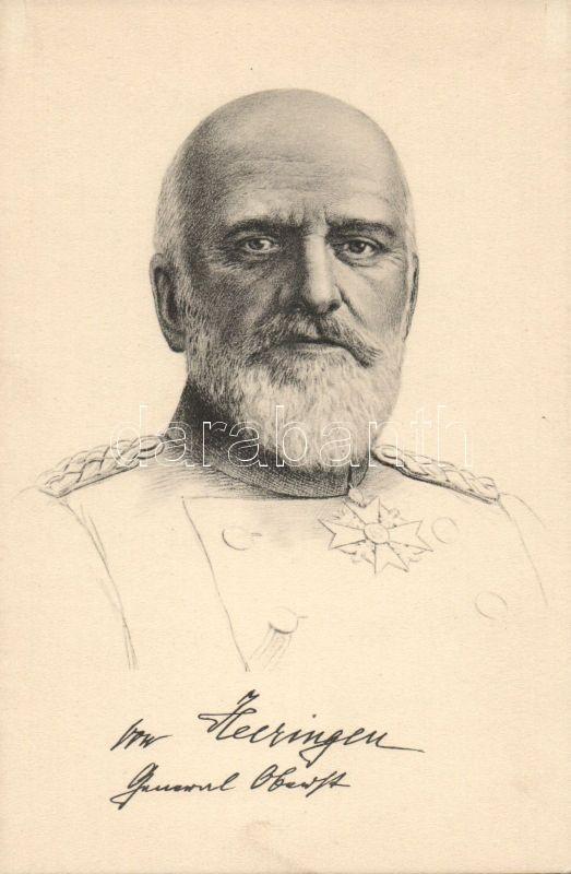 Generaloberst Von Heeringen