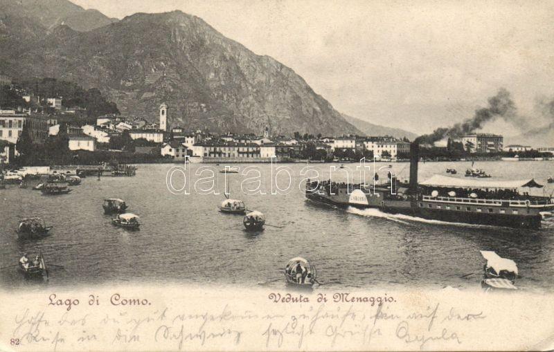 Lago di Como, Menaggio / lake, SS L'Ariano