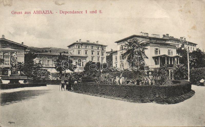 Abbazia, Dependance 1 and 2