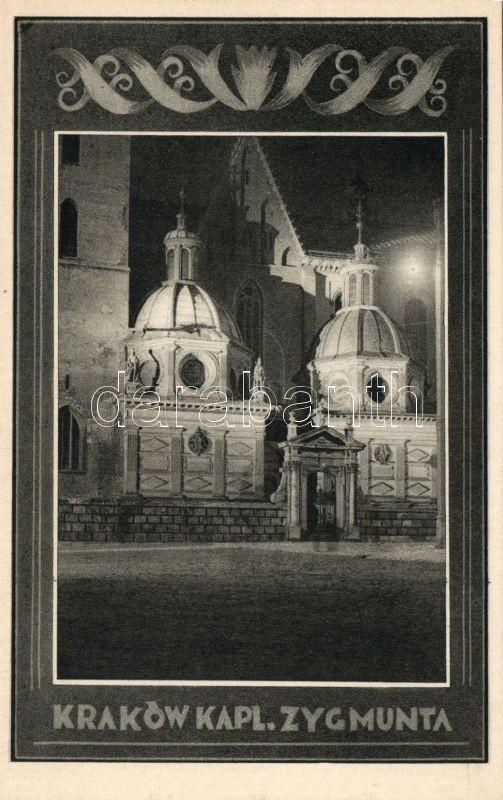 Kraków, Kapl. Zygmunta / chapel