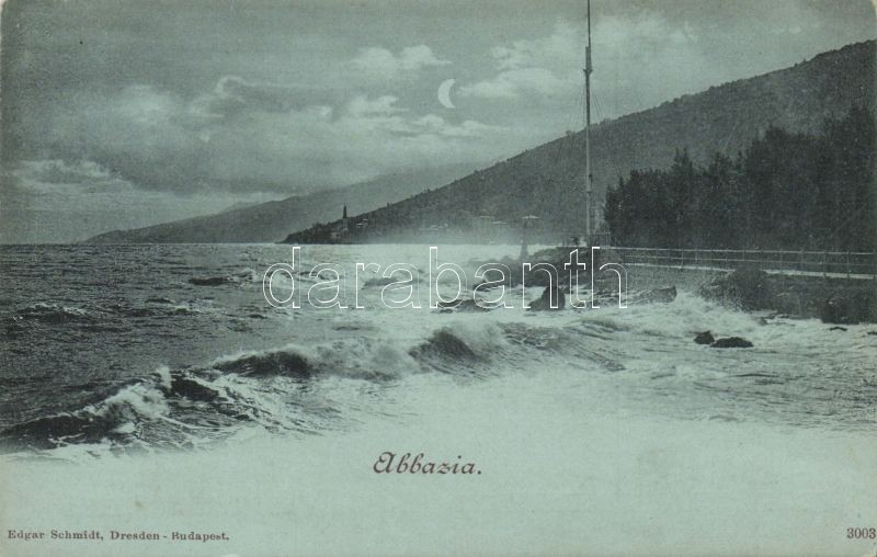 Abbazia, seaside