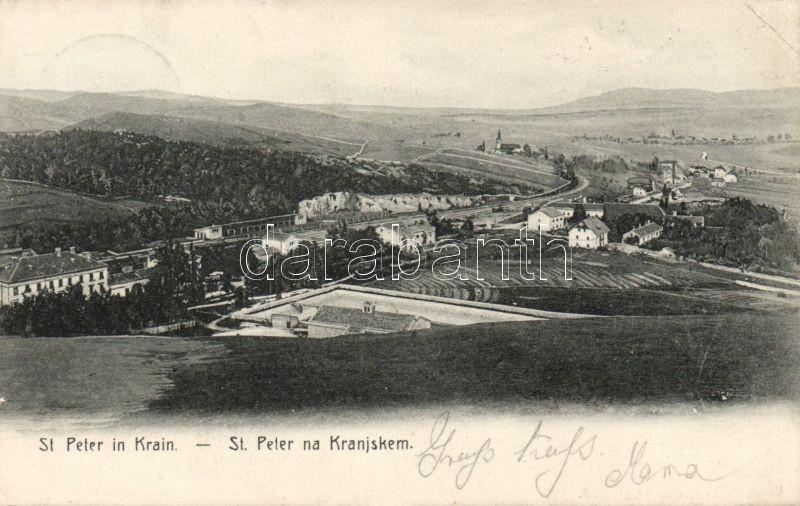 Pivka, St. Peter in Krain;