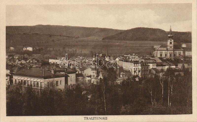 Trutnov, Trautenau;