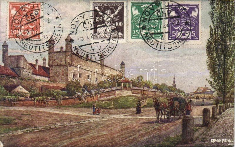 Nový Jicín castle s: Erwin Pendl, Nový Jicín castle s: Erwin Pendl