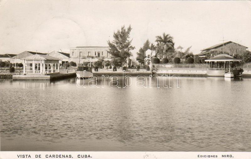 Cárdenas, port