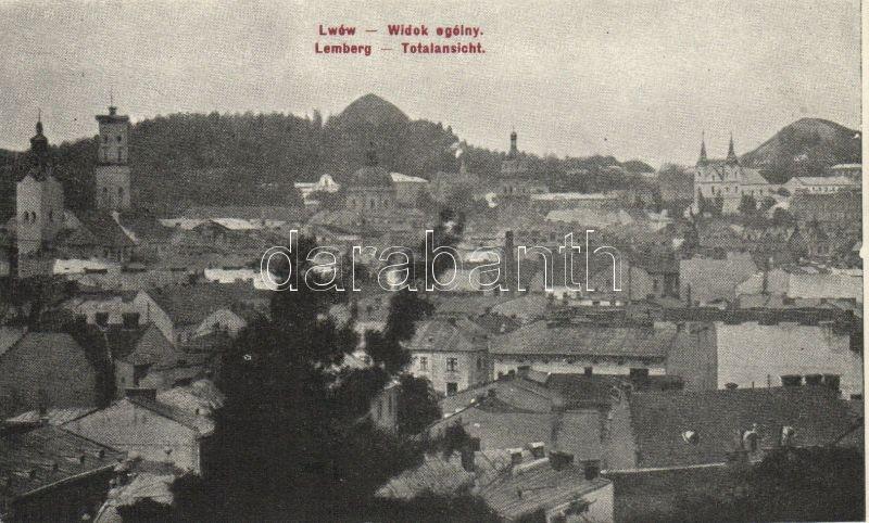 Lviv, Lwów, Lemberg;