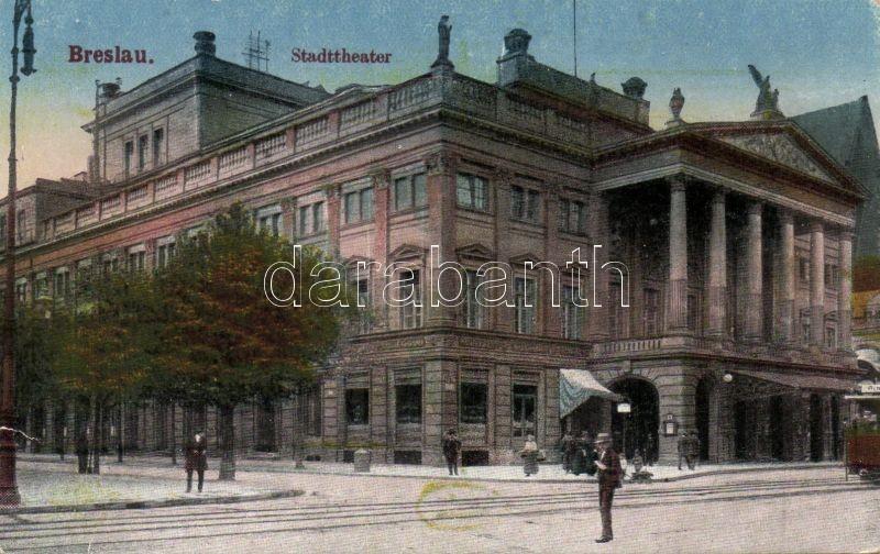 Wroclaw City Theatre, Wroclaw, Városi Színház