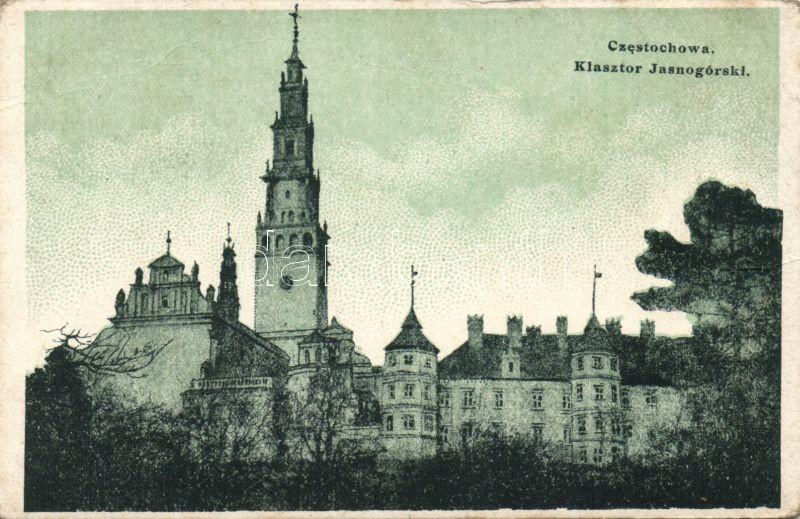 Czestochowa Jasna Góra / monastery