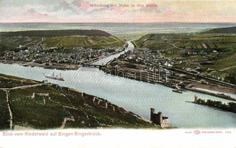 Bingen and Bingerbrück am Rhein, Bingen-Bingerbrück am Rhein