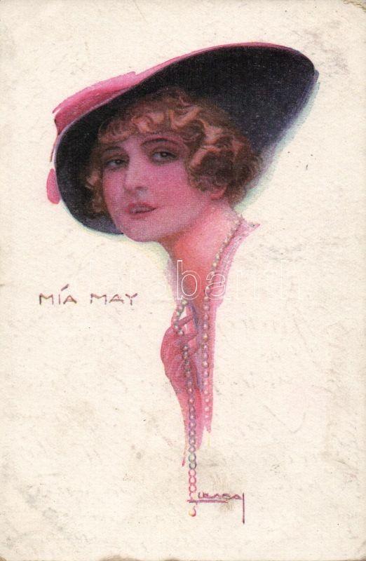 Mia May 'Erkal No. 335/4.' s: Usabal