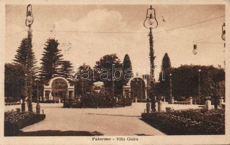 Palermo, Villa Giulia