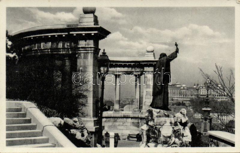 Budapest XI. Szent Gellért-szobor
