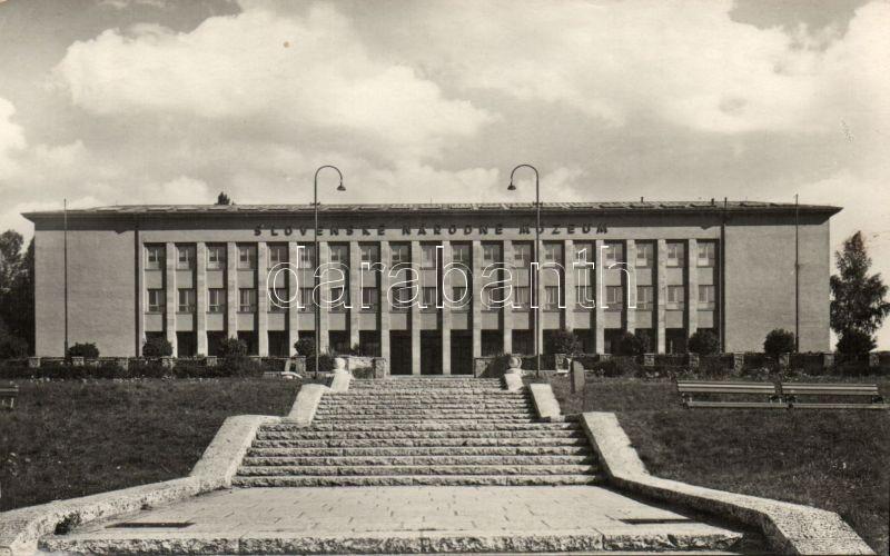 Martin, Slovakian National Museum, Túrócszentmárton, Nemzeti Múzeum