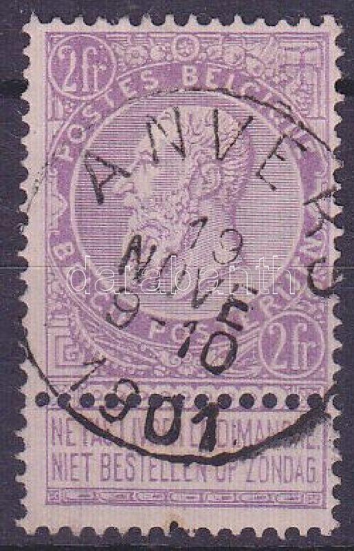 King Leopold II stamp, II. Lipót király bélyeg, König Leopold II Marke