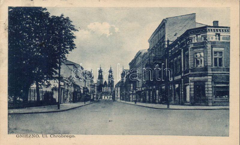 Gniezno Chrobrego Street