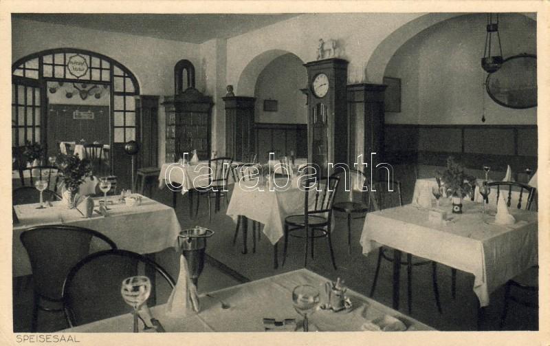 Bad Prien am Chiemsee, Kurhotel Kampenwand, Speisesaal / dining room