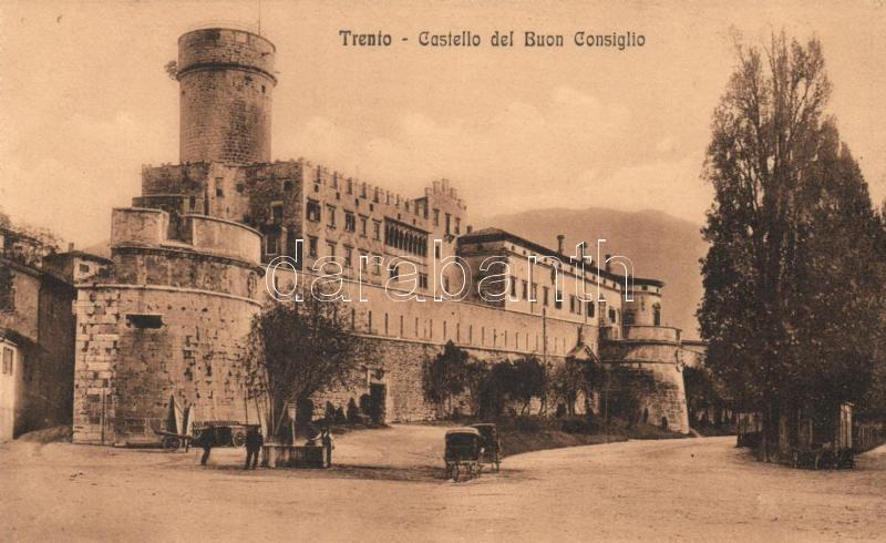 Trento Castello del Buon Consiglia