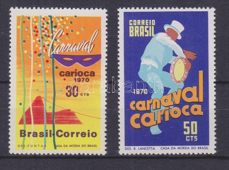 Riói karnevál sor Karneval in Rio de Janeiro Satz Carneval in Rio set