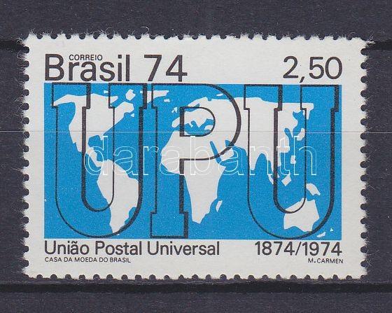 Centenary of UPU stamp 100 Jahre UPU Marke 100 éves az UPU bélyeg