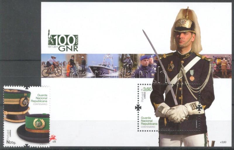 100th anniversary of NationalGuard 100 éves a Nemzeti gárda