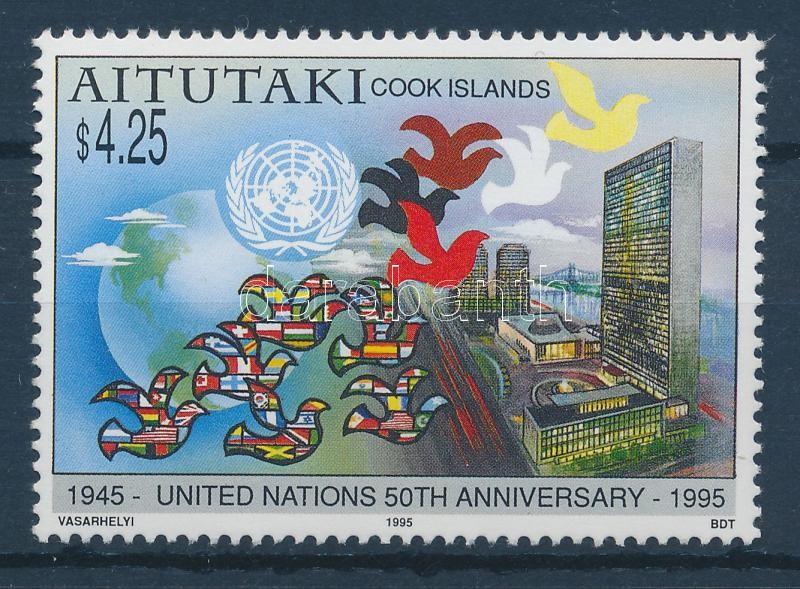 50 éves az ENSZ The 50th anniversary of the UN