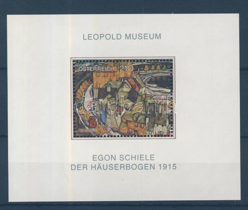 Festmények osztrák gyűjteményekből (III) blokk Paintings from Austrian collection (III) block