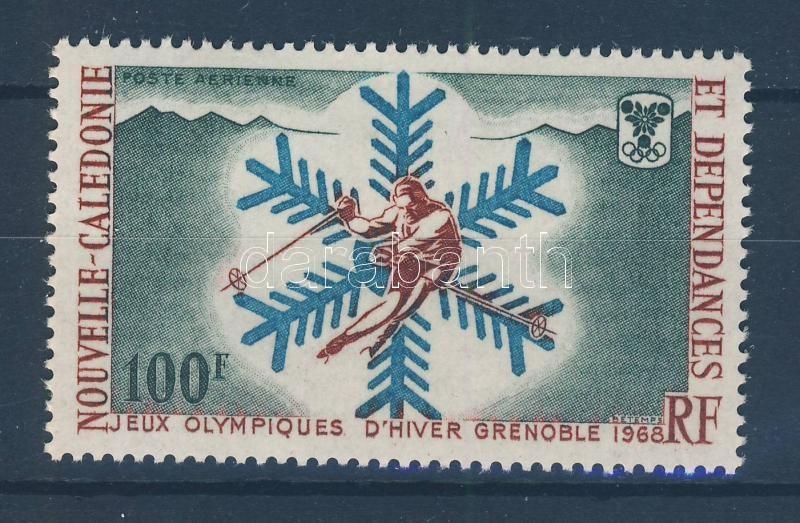 Winter Olyampic Games, Grenoble set Téli olimpiai játékok, Grenoble