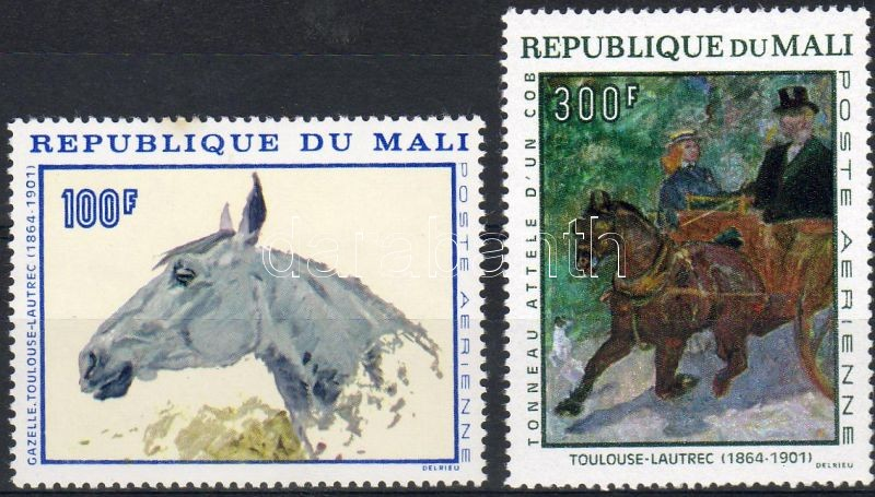 Toulouse-Lautrec festmények, Toulouse-Lautrec paintings