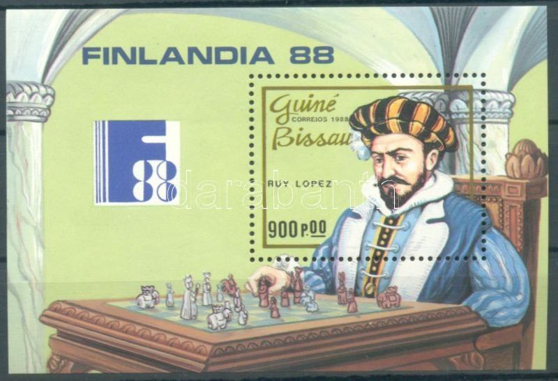 FINLANDIA '88 block FINLANDIA '88 blokk
