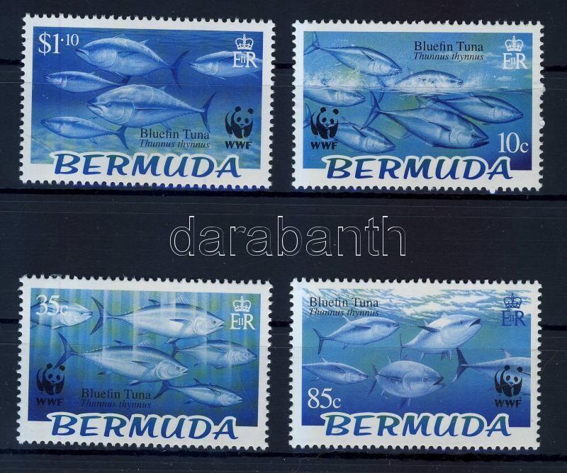WWF: Bluefin Tuna set WWF Kékúszójú tonhal sor