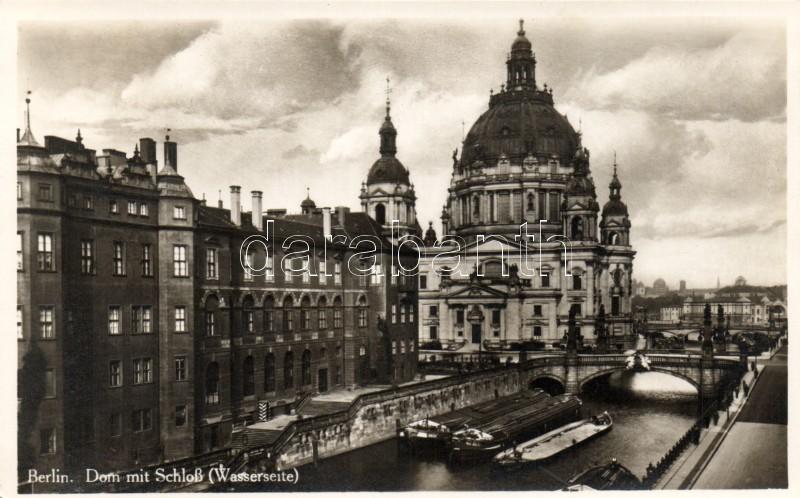Berlin dome, castle