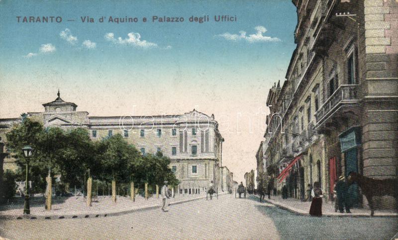 Taranto Aquinas Street