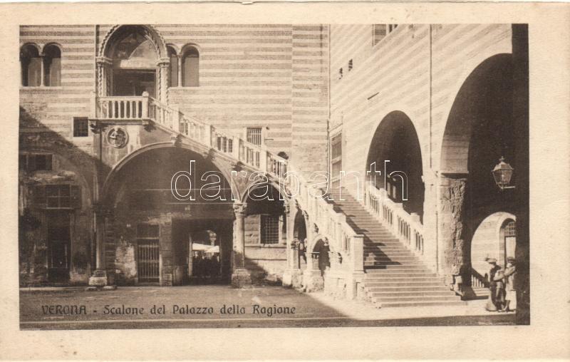Verona Palace of Reason (wet damage)
