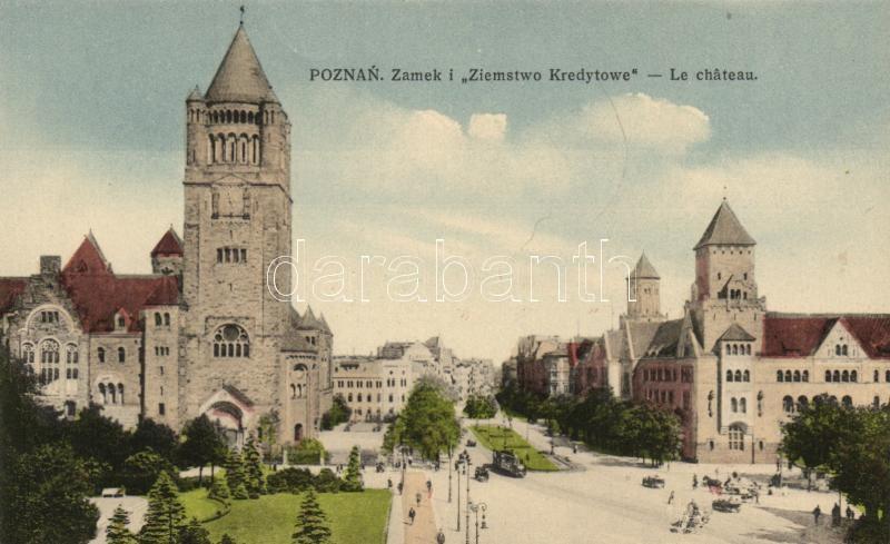 Poznan castle