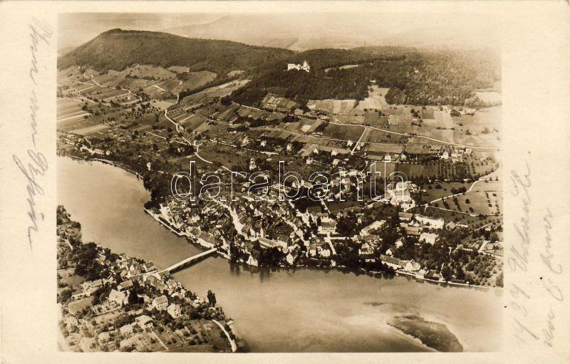 Stein am Rhein with Hohenklingen, Stein am Rhein a Hohenklingennel